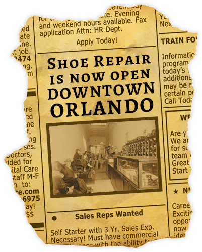 East Orlando Shoe Repair